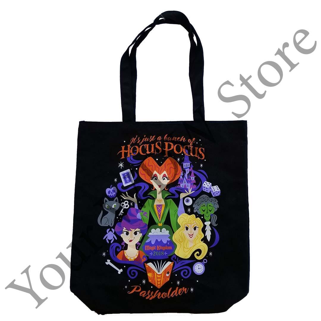 Disney Tote Bag - Hocus Pocus Villain Spelltacular Passholder 2018