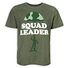 Disney ADULT Shirt - Toy Soldier - Squad Leader T-Shirt