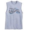 Disney Adult Shirt - Splash Mountain Sleeveless T-Shirt - Satisfactual