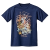 Disney Child Shirt - Splash Mountain Characters T-Shirt