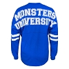 Disney Adult Shirt - Spirit Jersey - Monsters University