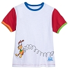 Disney Child Shirt - Toy Story Land - Slinky Dog Ringer