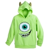 Disney Child Hoodie - Monsters Inc. Mike Wazowski Pullover