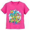 Disney Toddler Shirt - Toy Story T-Shirt - Pink