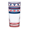 Disney Tumbler Glass - Americana Mickey Mouse - Tall