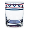 Disney Tumbler Glass - Americana Mickey Mouse - Short