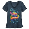 Disney Women's Shirt - Rock 'n Roller Coaster - It's only rock 'n roll