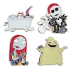 Disney Pin Set - Nightmare Before Christmas 4-Pin Set