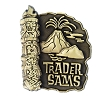 Disney Resort Pin - Polynesian Resort - Trader Sam's