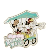Disney Resort Pin - Disney's Board Walk - Mickey & Minnie Driving Cart