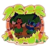 Disney Park Pack Pin 3.0 - December 2017 - Lilo and Stitch