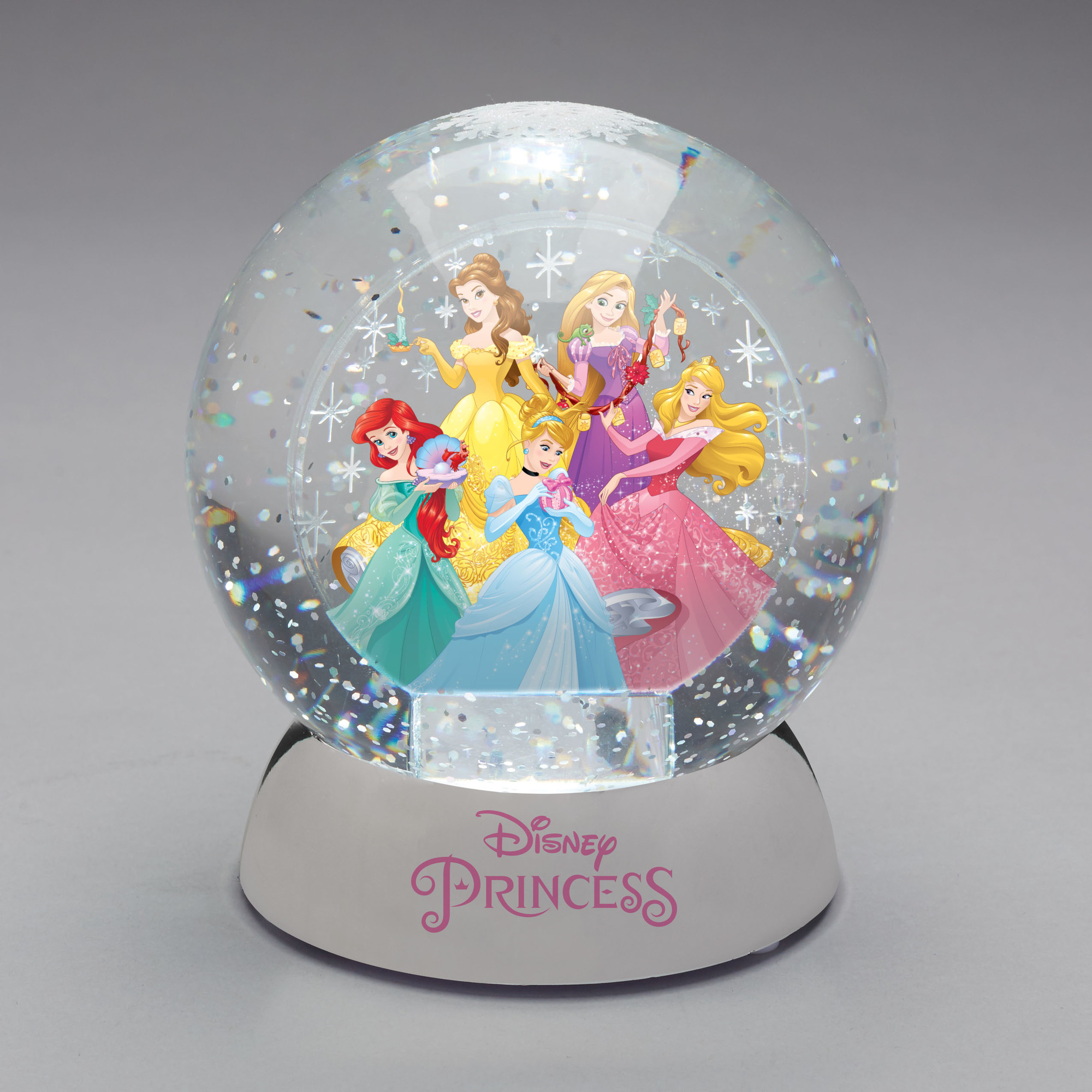 Waterdazzler — Princesses' Holiday Snowglobe