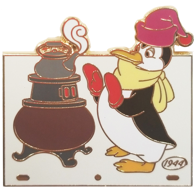Disney Animation Celebration Mystery Pin - Three Caballeros Penguin