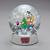 Disney Department 56 Waterdazzler - Mickey and Friends Holiday