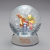 Disney Department 56 Waterdazzler - Pooh and Friends Holiday