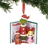 Universal Department 56 - Grinch - Grinch, Cindy & Max Book