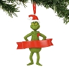 Universal Department 56 Ornament - Grinch - Grinch Personalizable