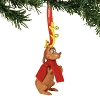 Universal Department 56 Ornament - Grinch - Max with Jingle Bells