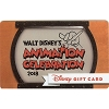 Disney Gift Card - Animation Celebration - Logo
