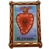 Disney Mystery Pin - Surprise COCO Movie Posters - El Corazon Heart
