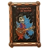 Disney Mystery Pin - Surprise COCO Movie Posters - El Esqueleto de Hector