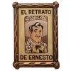 Disney Mystery Pin - Surprise COCO Movie Posters - El Retrato De Ernesto