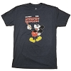 Disney Adult Shirt - Animation Celebration Logo - Blue