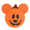 Disney Antenna Topper - Halloween Mickey Icon - Hey Pumpkin
