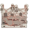 Disney Animation Celebration Mystery Pin - Silly Skeleton Dance