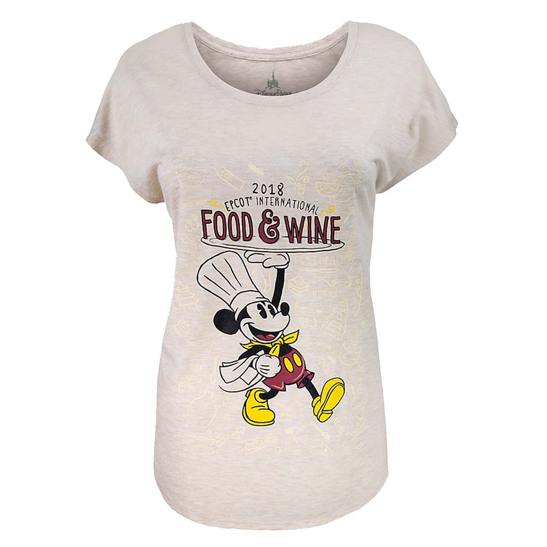 9374d2b3f Add to My Lists. Disney Ladies Shirt - 2018 Epcot Food and Wine ...