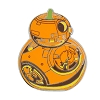 Disney Halloween Pin - Star Wars - BB-8 Pumpkin Pin