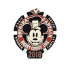 Disney Cruise Line Pin - 2018 Mickey Original Captain