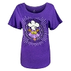 Disney Ladies Shirt - 2018 Epcot Food and Wine Festival Figment Tee