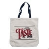 Disney Tote Bag - 2018 Epcot Food and Wine Taste Your Way