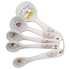 Disney Measuring Spoons - 2018 Epcot Food and Wine Festival Remy