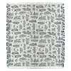 Disney Throw Blanket - Disney Vacation Club Resorts