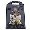 Disney Food and Wine Festival Pin - 2018 Festival Mickey Logo
