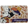Disney Gift Card - 2018 Epcot International Food and Wine Festival Mickey