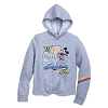 Disney Women's Hoodie - Mickey and Cinderella Castle Pullover