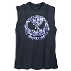 Disney Adult Shirt - Jack Skellington Sleeveless