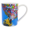 Disney Coffee Cup - UP House with Balloons