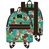 Disney Loungefly Mini Backpack Bag - Moana Maui Pua Hei Hei