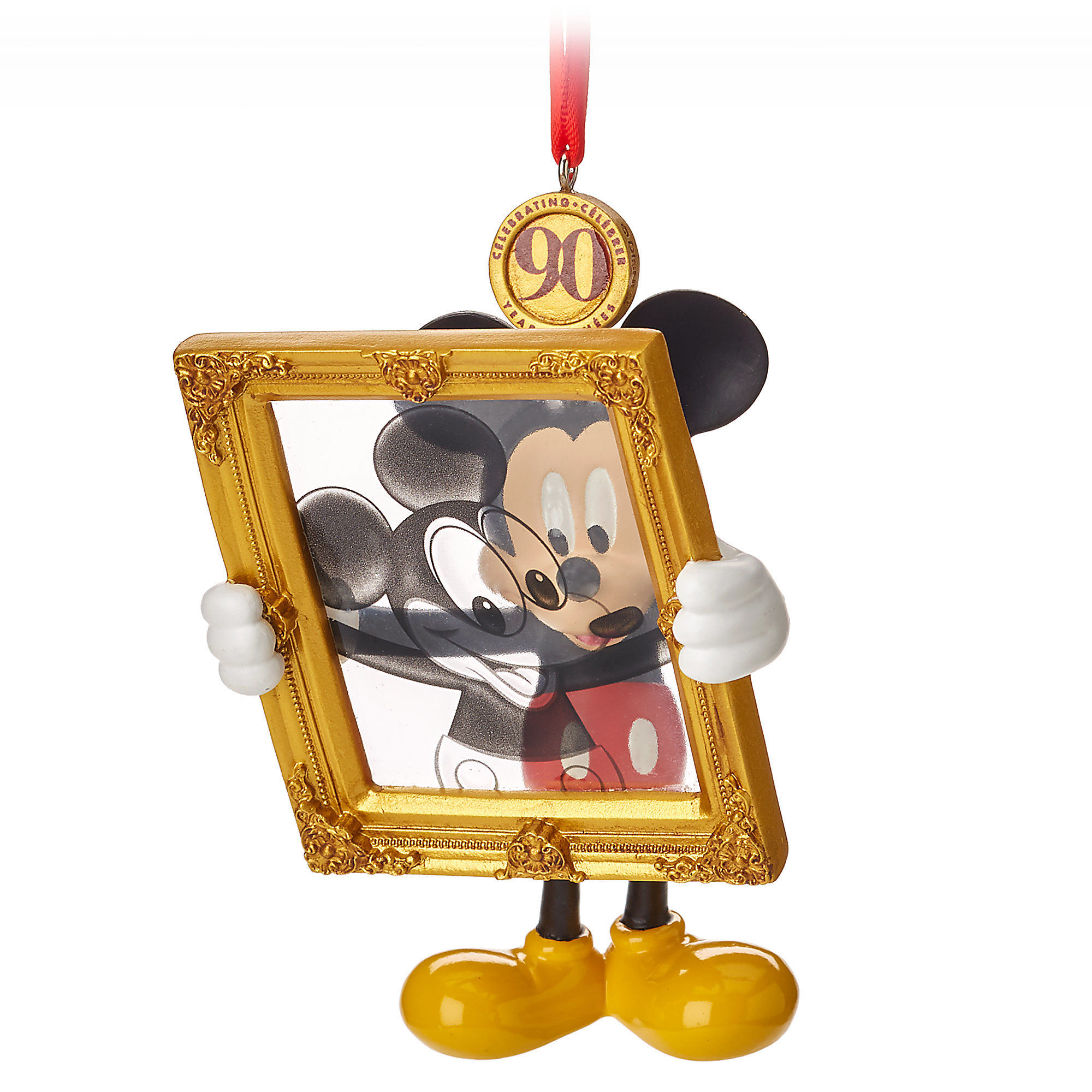 Disney Sketchbook Ornament - Mickey Mouse Legacy - Limited Release