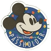 Disney Passholder Magnet - Walt Disney World - Mickey Mouse