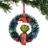 Universal Ornament - Dr. Seuss' The Grinch - 2018 Wreath