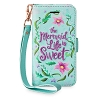 Disney iPhone 6s/7/8 Case - The Little Mermaid Wristlet