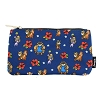 Disney Coin/Cosmetic Bag - Loungefly X Rescue Rangers Floral