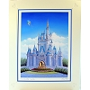 Disney Artist Print - Larry Dotson - Magic Kingdom Park - Cinderella Castle