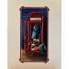 Disney Artist Print - Brian Blackmore - Royal Guard Donald in Phone Booth