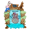 Disney Picture Frame - Splash Mountain - 4x6 or 5x7